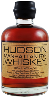 Hudson Rye Whiskey Manhattan 750ml